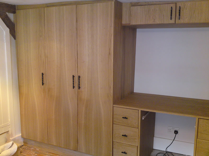 Bespoke wardrobe and bedroom furniture