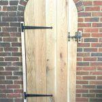 Oak heritage door
