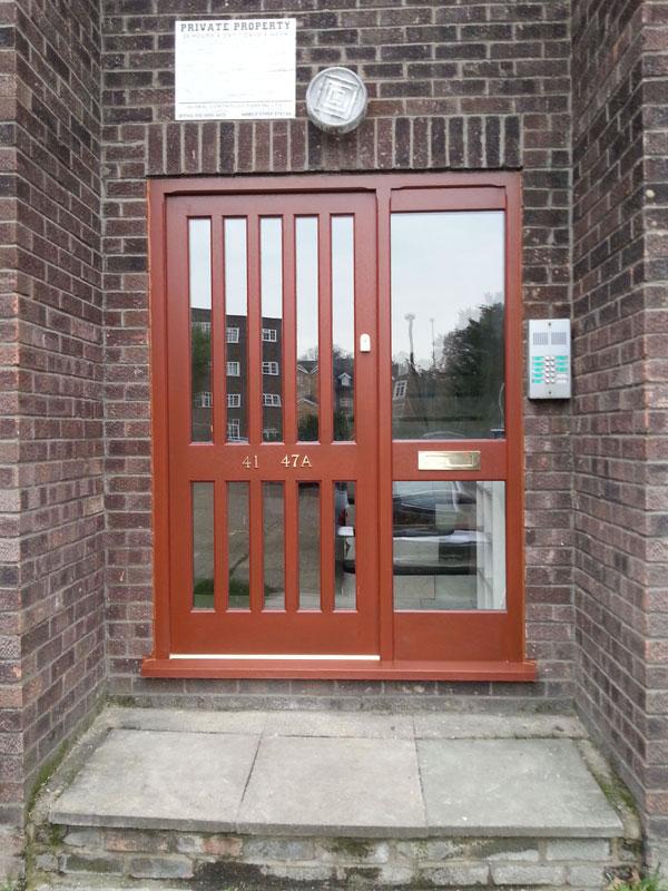 Astounding Timber Front Door Kirkman Joinery Door Handles Collection Olytizonderlifede