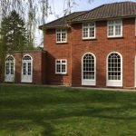 3. Chalfont St Peter Curved Sash Windows