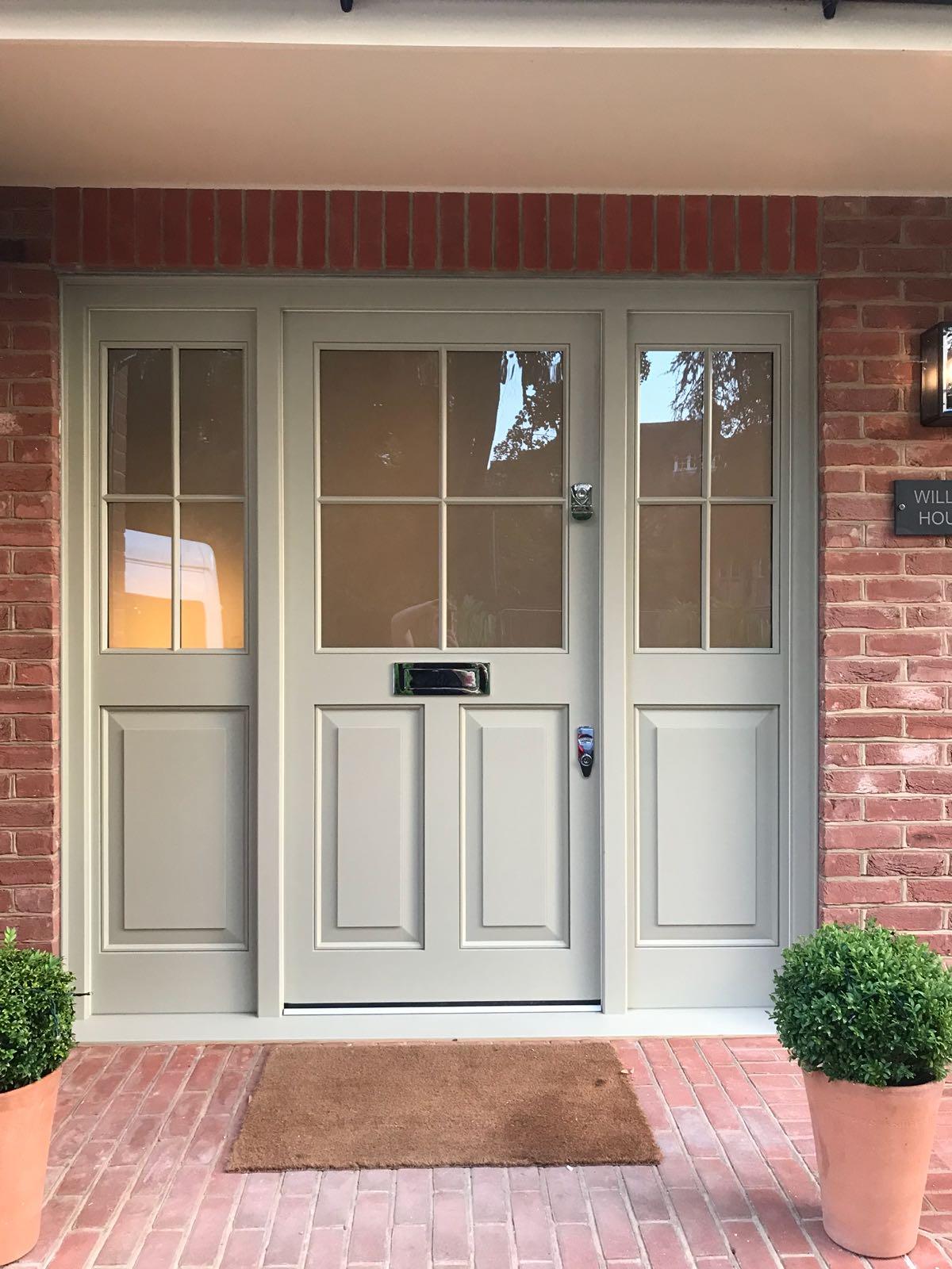 Pleasant Timber Doors In Oxfordshire Berks Amp Bucks Kirkman Joinery Door Handles Collection Olytizonderlifede